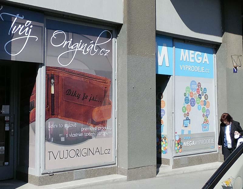 Prodejna Praha - Tvujoriginal.cz
