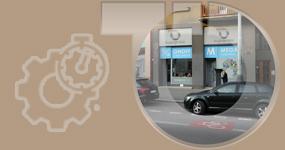 Ražbu monogramu na počkání - prodejna PRAHA