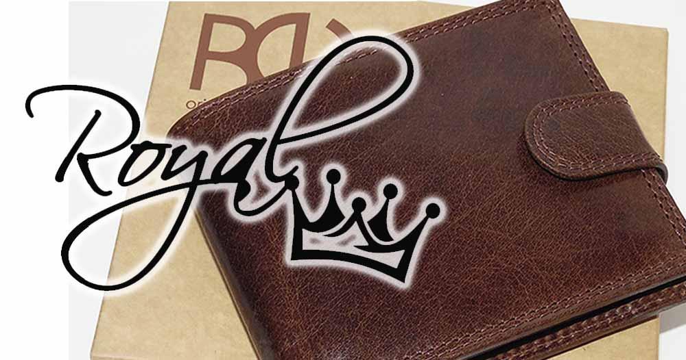 Luxusní kolekce ROYAL opět na skladě! Nyní ve 3 barvách